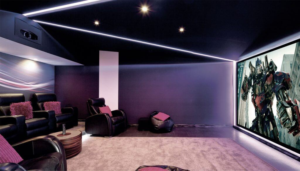 the complete home cinema systems